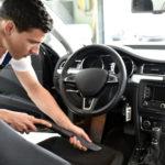 Akku Staubsauger für Auto