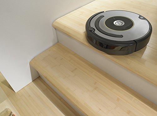 iRobot Roomba 615 Staubsaug-Roboter Abgrund sichern