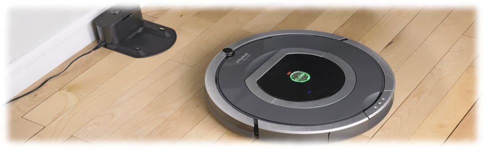 Robotersauger Test Slider
