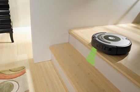 iRobot Roomba 615 Sensoren