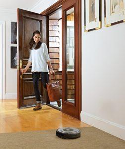 Akku Ladezeit des Roomba 615